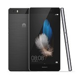 HUAWEI P8 Lte Ale L21 - Black - Smart Phone Android