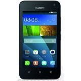 HUAWEI Y3 - Black - Smart Phone Android