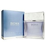 HUGO BOSS Pure EDT for Men 75ml (Merchant) - Eau De Toilette untuk Pria