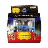 HURRICANE Ultrabright H7 55W - Diamond Blue (Merchant) - Lampu Mobil