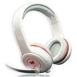 I-ROCKS Gaming Headset LED Light + Volume Control [IH1-WE] - Gaming Headset