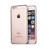 "I-SMILE Ultra Thin Case For Apple iPhone 6 6S 4.7"" - Gold - Casing Handphone / Case"