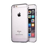 "I-SMILE Ultra Thin Case For Apple iPhone 6 6S 4.7"" - White - Casing Handphone / Case"