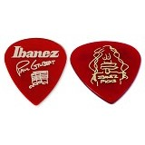 IBANEZ Guitar Pick Paul Gilbert Signature [1000PGCA] - Candy Apple - Gitar Pick