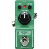 IBANEZ Tube Screamer Mini [TS MINI] - Guitar Stompbox Effect