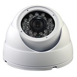 IBLUE Camera CCTV Dome CMOS HDIS 960H 1200TVL 24IR [1LIRDBVH] (Merchant) - Cctv Camera
