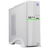IBOS Ufora LP9 - White (Merchant) - Computer Case Mini Tower