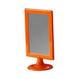 IKEA PRODUCTS Tolsby Frame for 2 Pictures - Orange (V) - Photo Display / Frame