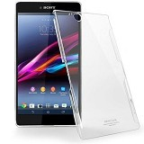IMAK Crystal II Ultra Thin Hard Case Sony Xperia Z Ultra - Clear - Casing Handphone / Case