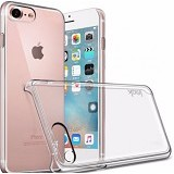 IMAK Hardcase Crystal Case II Series iPhone 7 - Clear (Merchant) - Casing Handphone / Case