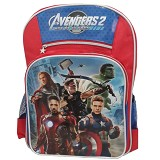 INDO BAGS Tas Ransel SD Avengers 2 Age of Ultron - Tas Anak