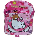 INDO BAGS Tas Ransel SD Hello Kitty with Bag Set - Tas Anak