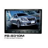 INDO CARR Car LED Monitor [F8-931OM] (Merchant) - Audio Video Mobil