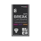 ANTI BREAK Screen Protector Anti Fingerprint for Apple iPad Air [ISAB-94] - Clear - Screen Protector Tablet