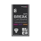 ANTI BREAK Screen Protector Anti Fingerprint for Apple iPad [ISAB-92] - Clear - Screen Protector Tablet
