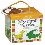 INFANTINO My First Puzzle [156-034] - Jigsaw Puzzle