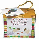 INFANTINO Puzzle Matching Color & Textures [156-033] - Jigsaw Puzzle