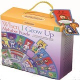 INFANTINO When I Grow Up Puzzle [156-062] - Jigsaw Puzzle