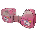 ININI Tenda Hello Kitty Terowongan 3in1 [iSG7015-5HK] - Tents, Tunnels and Playhuts