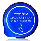 INNISFREE Capsule Recipe Pack / mini pack Seaweed Skintone Whitening (Merchant) - Krim / Pelembab Wajah