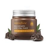 INNISFREE Jeju Volcanic Pore Clay Mask (Merchant) - Masker Wajah