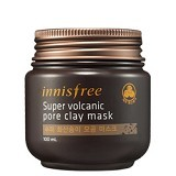 INNISFREE Super Volcanic Pore Clay Mask (Merchant) - Masker Wajah