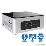 INTEL NUC Complete Set Mini PC [BOXNUC5CPYH-01/H1W] - Desktop Mini PC Intel Celeron