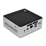 INTEL NUC Complete Set Mini PC [BOXNUC6I3SYH] Non Windows (Merchant) - Desktop Mini Pc Intel Core I3