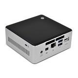 INTEL NUC Complete Set Mini PC [BOXNUC6I3SYH] Non Windows (Merchant) - Desktop Mini Pc Intel Core I3