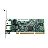 INTEL Pro/1000 MT Dual Port Server Adapter [PWLA8492MTBLK5] - Network Card Ethernet