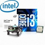 INTEL Processor Sockets LGA 1151 [i3-6100] - Processor Intel Core I3