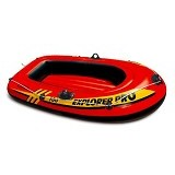 INTEX Explorer Pro 100 Boat [58355] - Aksesoris Renang