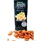 INUTS Chasew Nut Roasted & Salted Original 75gr (Merchant) - Aneka Kacang