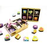 INUTS Coklat Valentine Gift Isi 6 (Merchant) - Aneka Coklat