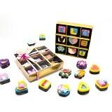 INUTS Coklat Valentine Gift Isi 9 (Merchant) - Aneka Coklat