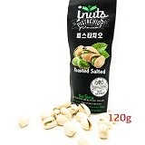 INUTS Premium Pistacio Nuts 120 gr (Merchant) - Aneka Kacang