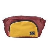 INVICTUS Waistbag - Maroon - Sling-Bag Pria