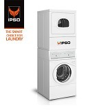 IPSO Mesin Cuci/Pengering Bersusun [FTG50FSP301NW10] - Mesin Cuci Front Load