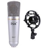 ISK Recording Mic Pod Cast Shockmount [DS7] (Merchant) - Microphone Condenser