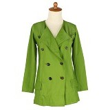 IYESH Blazer [HEMG8011 - 8011] - Green (Merchant)