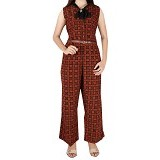 IYESH Jumpsuit [HEMM3498 - 3498] - Red (Merchant) - Jumpsuit dan Overall Wanita