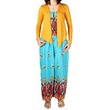 IYESH Jumpsuit [HENN1550- 1550] - Blue (Merchant)