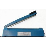 Impulse Sealer Pres Plastik 20 cm [PFS200] - Blue (Merchant) - Sealing Clip