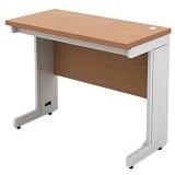 Indovickers Meja Komputer/Belajar Universal Desking