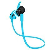 JABEES Beating Bluetooth Sports Headphones - Blue (Merchant) - Headset Bluetooth