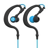 JABEES Wireless Bluetooth 4.1 Sports Headphones [D700] - Blue (Merchant) - Headset Bluetooth