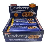 JACK N JILL Dewberry Rasa Blueberry - Biskuit & Waffer