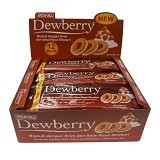 JACK N JILL Dewberry Rasa Strawberry - Biskuit & Waffer