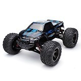 JADDA Monster Truck Bigfoot Brushed RC Remote Control 2WD 2.4GHz (Merchant) - Car Remote Control