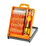 JAKEMY 33 in 1 Precision Screwdriver Repair Tool Kit [JM-8101] (Merchant) - Obeng Set